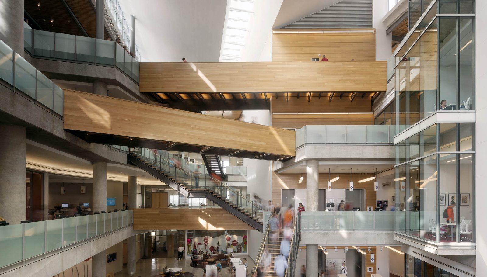 Austin Central Library Shepley Bulfinch