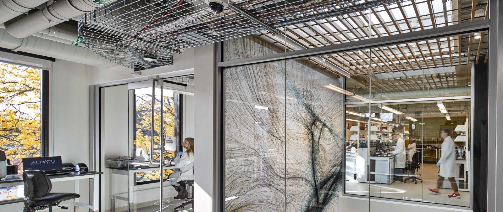 Pagliuca Harvard Life Lab Shepley Bulfinch